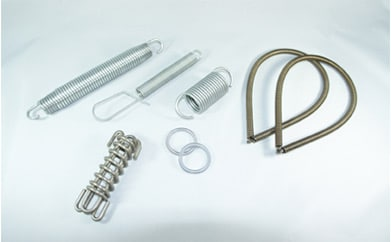 Tension Extension Springs