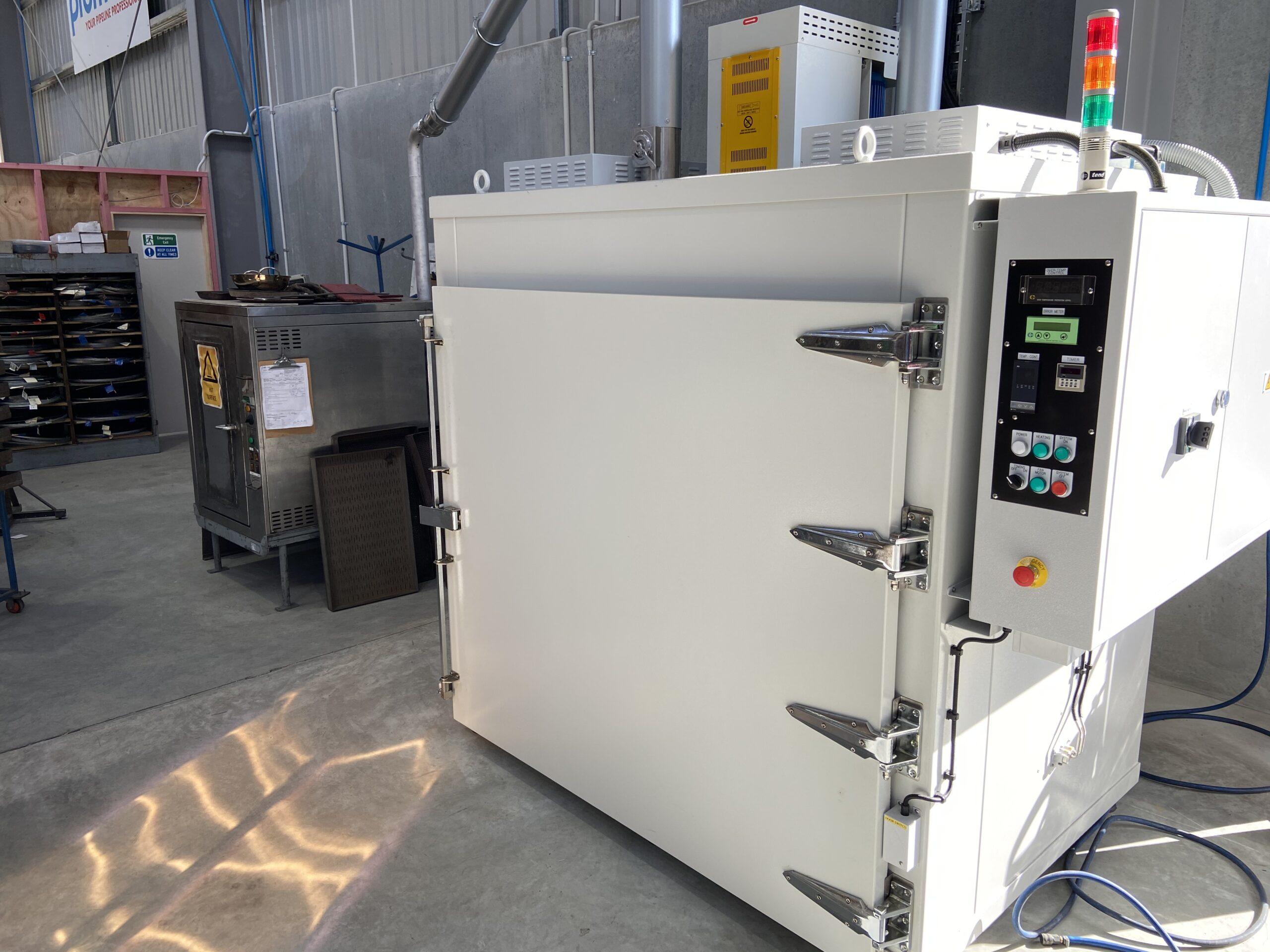 HSI HB 1700 Tempering Furnace